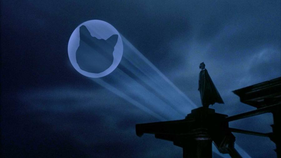 Hamlet Bat Signal
